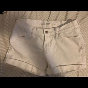 Old Navy size 4 classic midi jean shorts